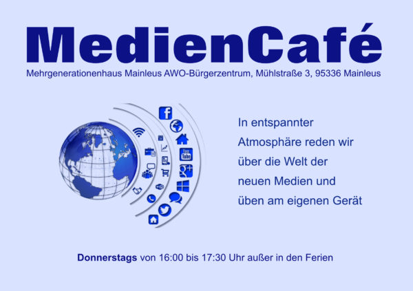 MedienCafé in Mainleus