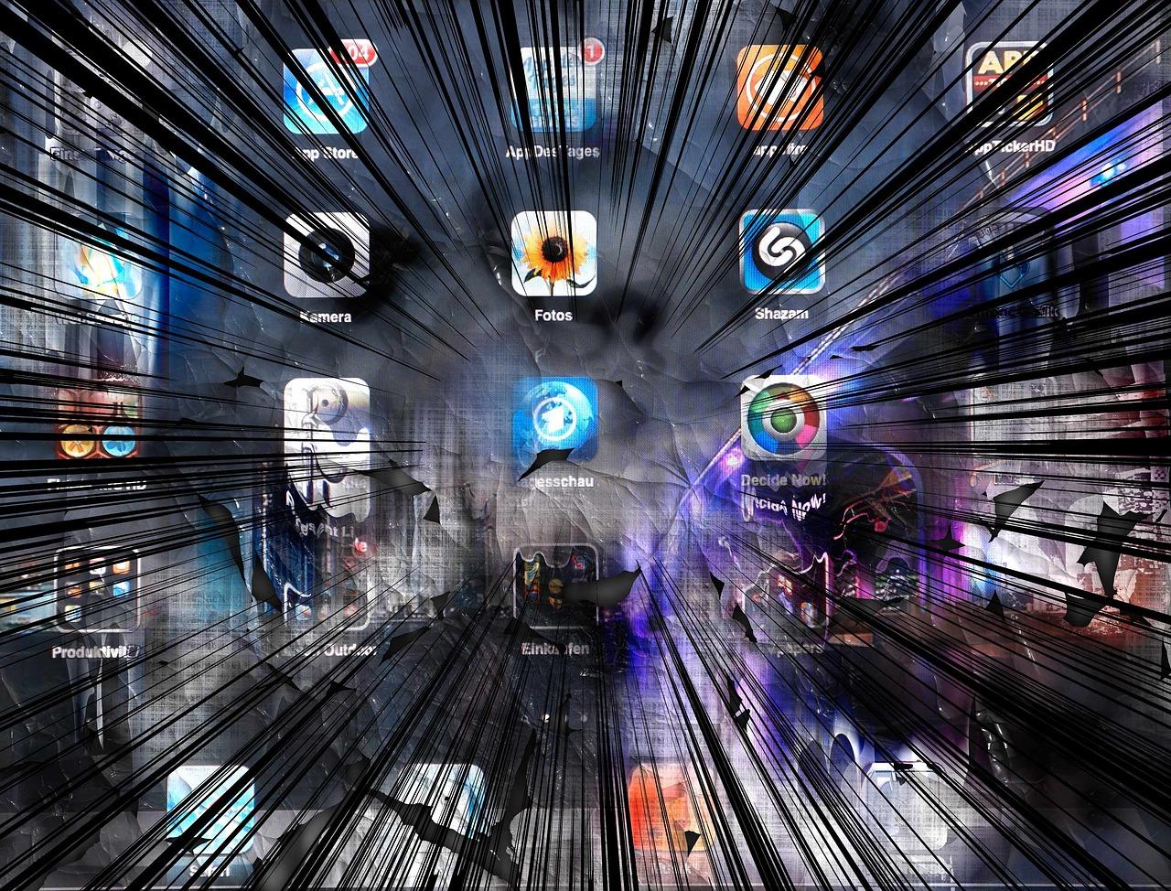 Apps auf dem Handy
